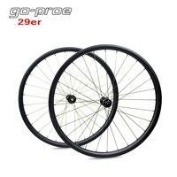 29er MTB Колесная без крючков горный велосипед кросскантри карбоновый колеса 27mm23mm матч Новатек D791SB D792SB концентратор 6 болт Qr или Boost