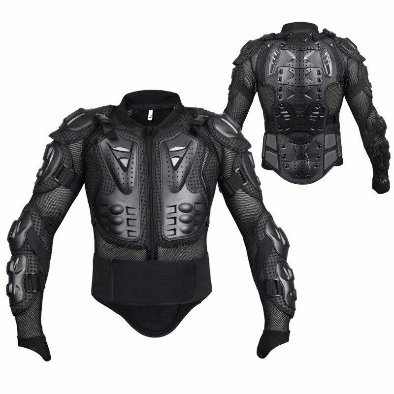 Livraison gratuite moto veste hommes corps complet moto armure Motocross course équipement de Protection moto Protection taille S-5XL