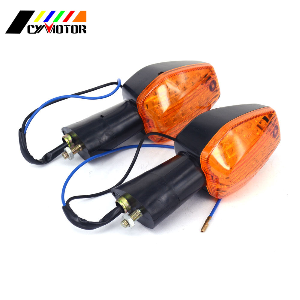Motorcycle LED Turn Indicator Signal Light Lens For HONDA CBR600RR 03 04 05 06 CBR1000RR 2004 <font><b>2005</b></font> 2006 2007 <font><b>CBR</b></font> <font><b>600</b></font> 1000 RR image