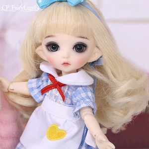 Image 5 - Free Shipping Pukifee Luna Doll BJD 1/8 Tiny Cute Ball Jointed Doll Resin Fairies Best Birthday Gift Toy For Girl Fairyland