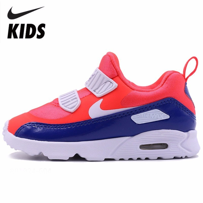 Nike Boy And Girl 2018 Autumn And Winter New Pattern Children Shoes Casual  Shoes Running Sneakers a7699918660f