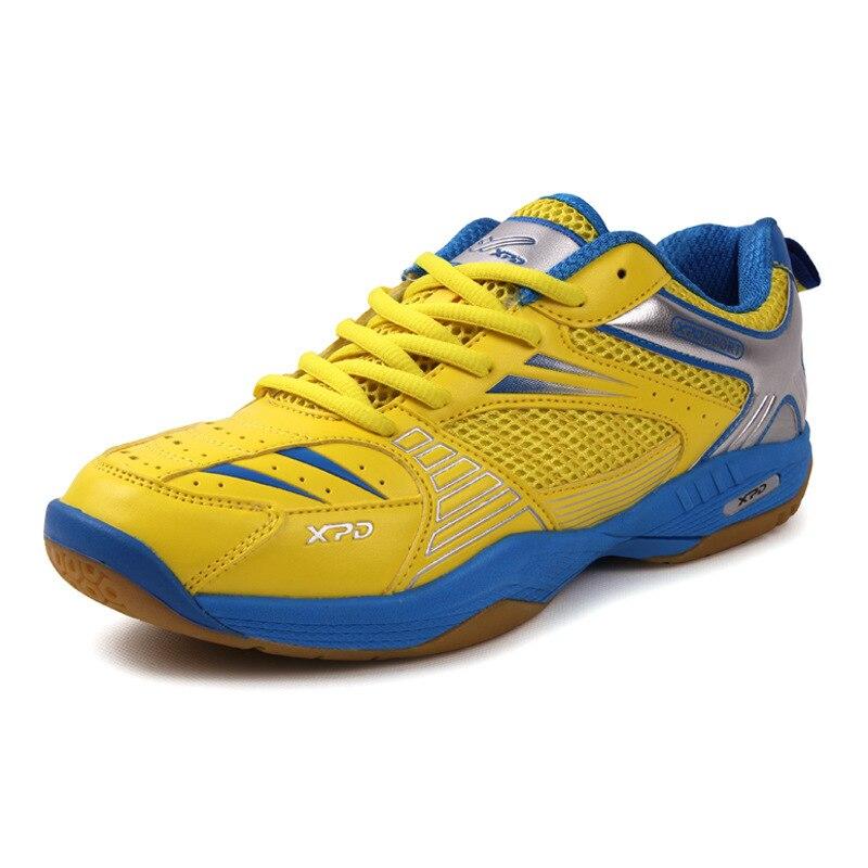 Hard-Working Unisex Badminton Sport Training Shoes Non-slip Wear-resistant Table Tennis Shoes Men Breathable Tennis Sneakers Dh025 2019 New Fashion Style Online Sports & Entertainment Badminton