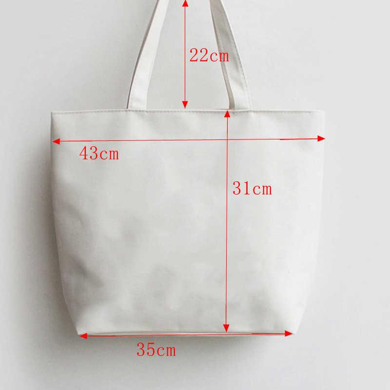 Eu faço o que eu quiser thor loki Anime sacolas Da Lona Desenho Animado saco de Compras saco de Compras Saco de Mantimento GA533