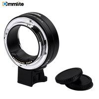 حلقة محول تركيب عدسات AF الإلكترونية من Commlite CM EF EOSR لعدسة كانون EF/EF S للاستخدام لكاميرا كانون EOS RF Mount بإطار كامل-في محول العدسة من الأجهزة الإلكترونية الاستهلاكية على