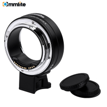 Commlite CM-EF-EOSR Electronic AF Lens Mount Adapter Ring for Canon EF/EF-S Lens to use for Canon EOS RF-Mount Full-frame Camera цена и фото