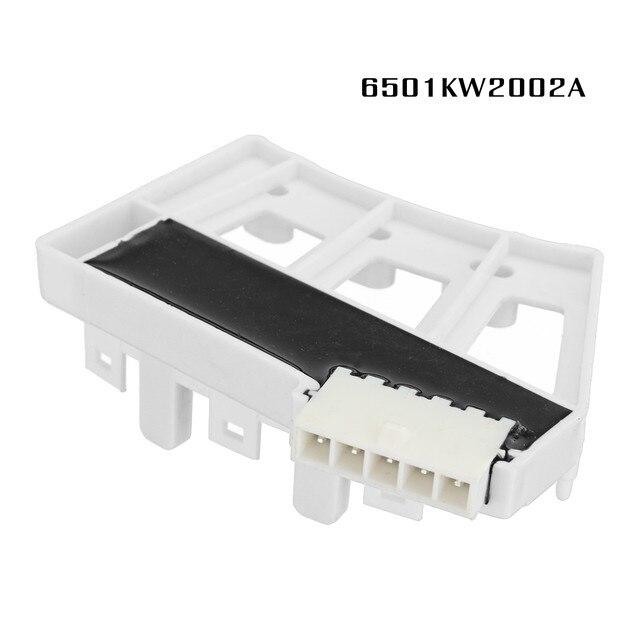 Ensemble de capteur de Position de moteur blanc pour lave-linge électronique 6501KW2002A