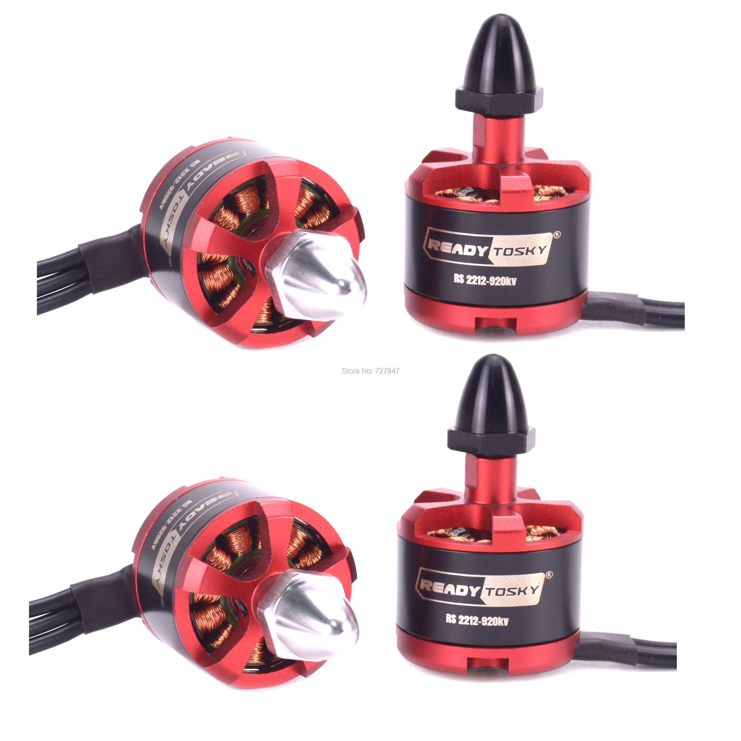 NOVO 2212 CW CCW Do Motor Brushless para F330 920KV X525 F450 S500 500 550 Quadcopter Multirotor