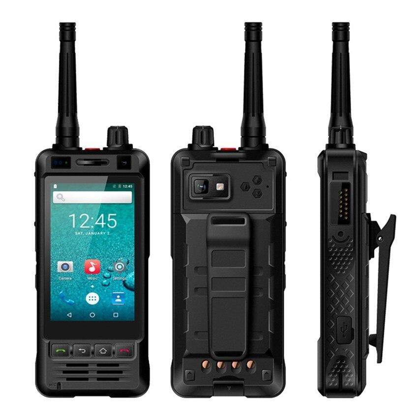 W5 téléphone portable étanche MTK6580 Quad core 3G smartphone 5000 mah 1 GB + 8 GB Android 6.0 talkie-walkie téléphones portables débloqués