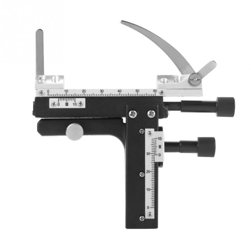 2019 Nieuwe Stijl Hot Microscoop Attachable Kruistafel X-y Beweegbare Podium Remklauw Met Schaal Hot Fashion Goederen Van Elke Beschrijving Zijn Beschikbaar