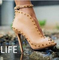 Черные кожаные сандалии гладиаторы до колена с пряжкой, женские сандалии с вырезами, сандалии гладиаторы, Пляжная женская обувь, летние жен