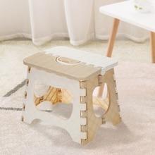 Folding Stool Furniture Children Chair Plastic Small Portable Convenient