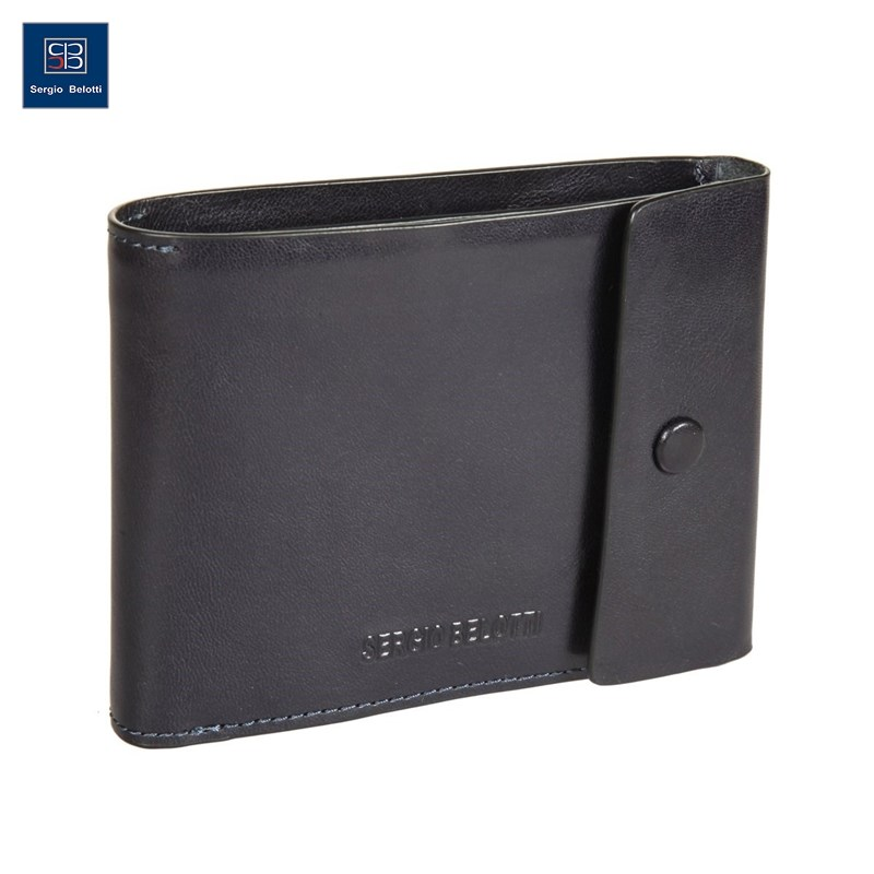 Coin Purse Sergio Belotti 3590A IRIDO Navy new fashion purse wallet female famous brand card holders cellphone pocket gifts for women money bag clutch coin purse ladies