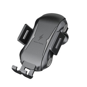 Image 1 - تشى سيارة حامل هاتف شاحن لاسلكي ل Ulefone درع X 6 قوة 5 5s Leagoo الطاقة S10 5 شحن لاسلكي سريع حامل هاتف