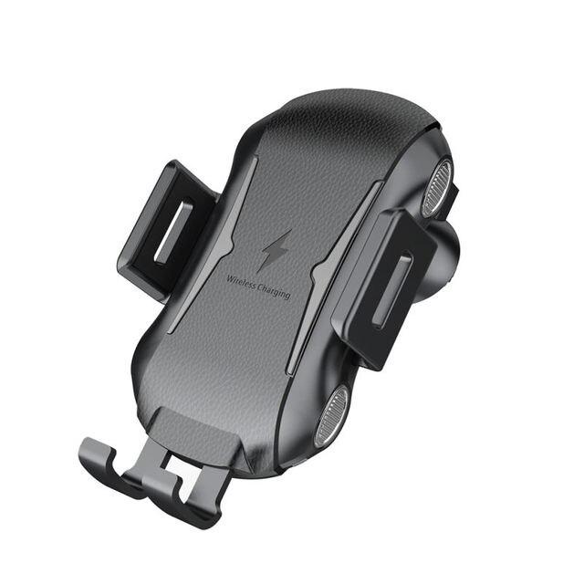 تشى سيارة حامل هاتف شاحن لاسلكي ل Ulefone درع X 6 قوة 5 5s Leagoo الطاقة S10 5 شحن لاسلكي سريع حامل هاتف