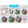 Mofangjiaoshi MFJS Paket Set Geschenk Cube Cubing Klassenzimmer 2-7 Schritte Magie Cube Set mit Geschenk Box Verpackung für gehirn Spielzeug