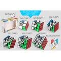 Mofangjiaoshi MFJS Pakket Set Gift Cube Cubing Klaslokaal 2-7 Stappen Magische Kubus Set met Geschenkdoos Verpakking voor hersenen Speelgoed
