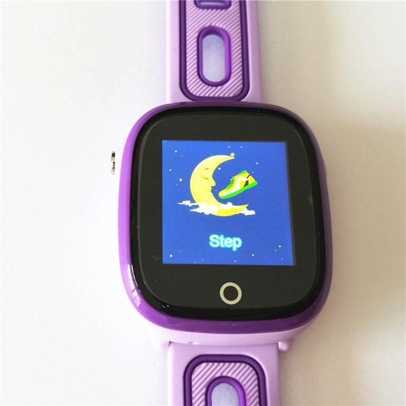 DF31G enfants montres intelligentes GPS LBS positionnement bébé montre intelligente sûre SOS emplacement d'appel montre intelligente Anti-perte PK Q50 Q90 Q100 Q750 - 3