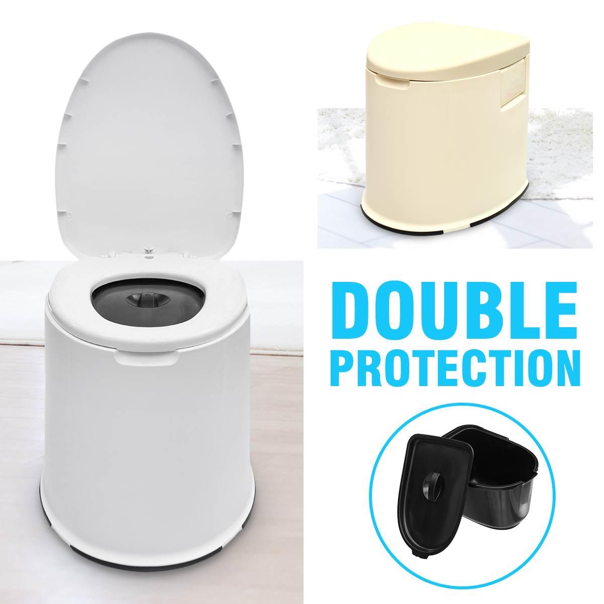 12L Portable Toilettes Hommes Femmes Camping Urine Dispositif Urinoir Voyage Uriner Toilettes pour personnes âgées Enfants Camping En Plein Air Commode Pot