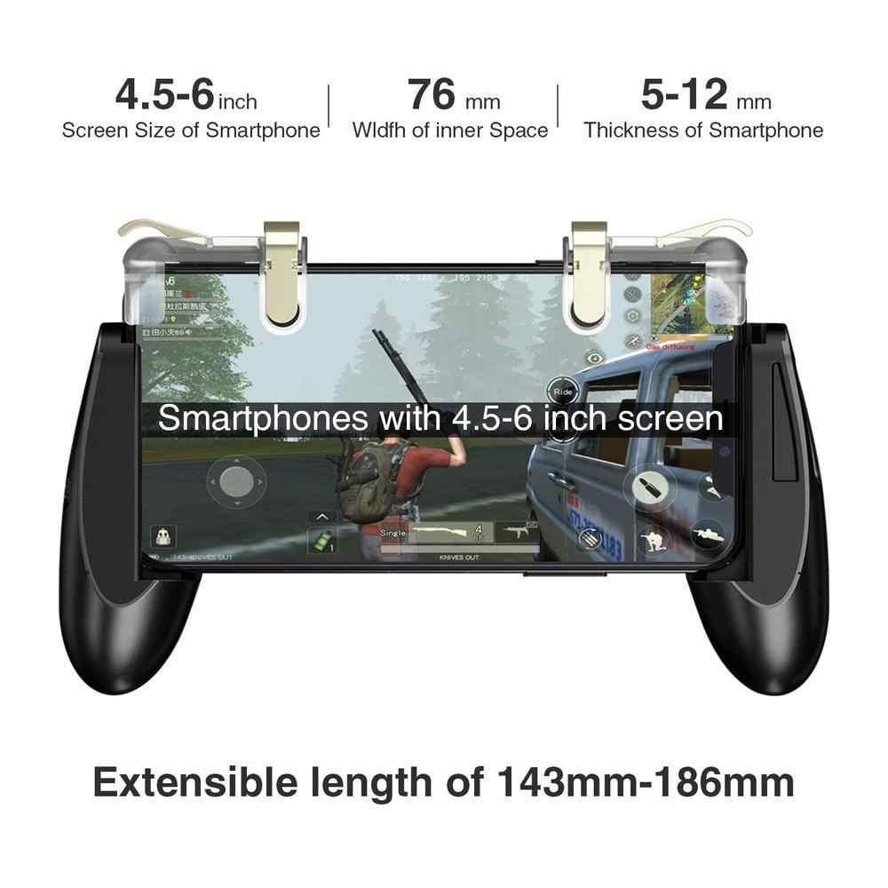 EastVita Pubg игровой геймпад для игра для мобильного телефона контроллер l1r1 шутер триггер Кнопка огня 3 в 1 для iPhone Android телефонов