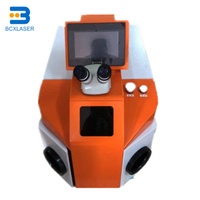 factory price gold silver jewelry 300W laser spot welding machine