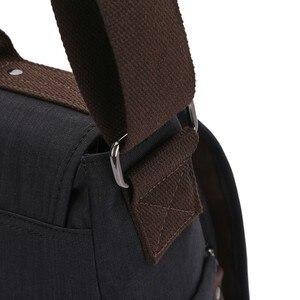 Image 5 - Nowa torba na ramię mężczyźni wodoodporna moda torba na co dzień Bolso Hombre Torebka Damska Sacoche Homme Obag Bolsa Masculina