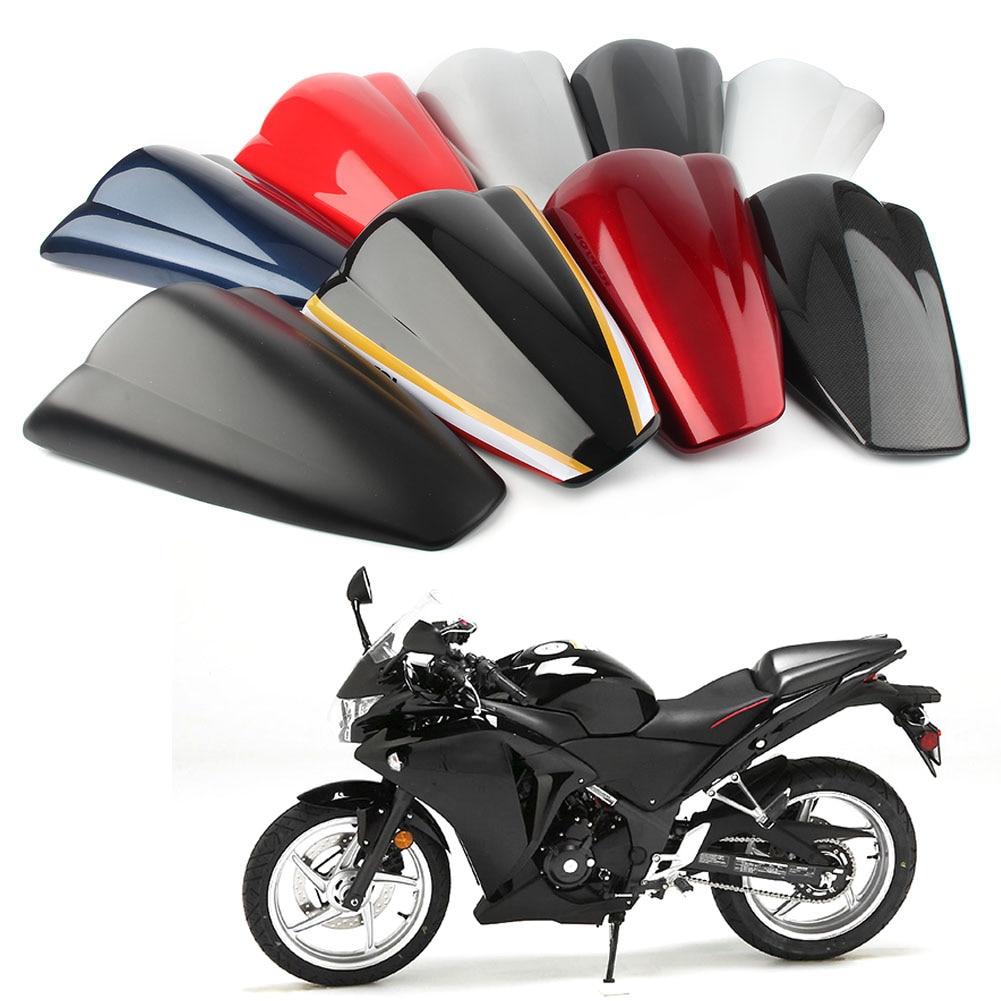 ABS Sport Motorrad Hinten Sozius Gugel Sitz Zurück Abdeckung Verkleidung Für Honda CBR250R CBR 250R 2011 2012 2013
