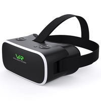 Оригинальные VR очки все в одном 3D очки виртуальной реальности четыре ядра с модуль Bluetooth Wi Fi для Кино все VR игры