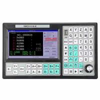 CNC 5-achsen Stehen Allein Motion Controller Offline CNC Controller 500 KHz 7 Zoll Großen Bildschirm Ersetzen Mach 3 USB Motion Controller