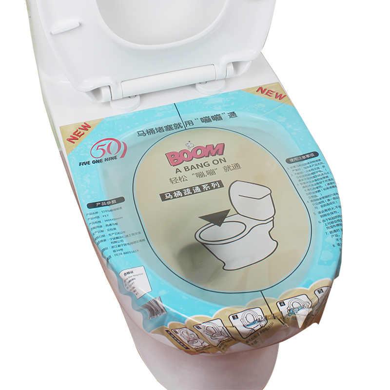 1 шт. супер давление вантуз принцип давления Туалет бум Прозрачная Фольга управление простой и дешевый