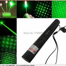 Профессиональный Мощный 100 Вт 100000 м 532нм высокомощный зеленый лазерный указатель фонарик с лазерной указкой сжигание матч поп шар, зажигалка