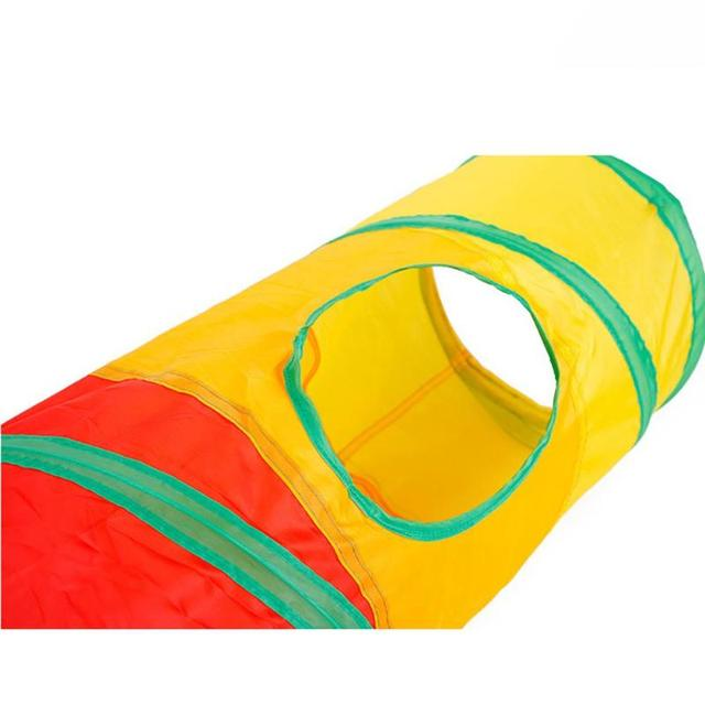 Foldable Tunnel Cat Toy 2/3/5 Holes  5