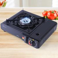 Barbecue Furnace Gas Cooking Stove Camping Butane Portable Gas Stove Windproof Picnic Camping Picnic Butane Stove