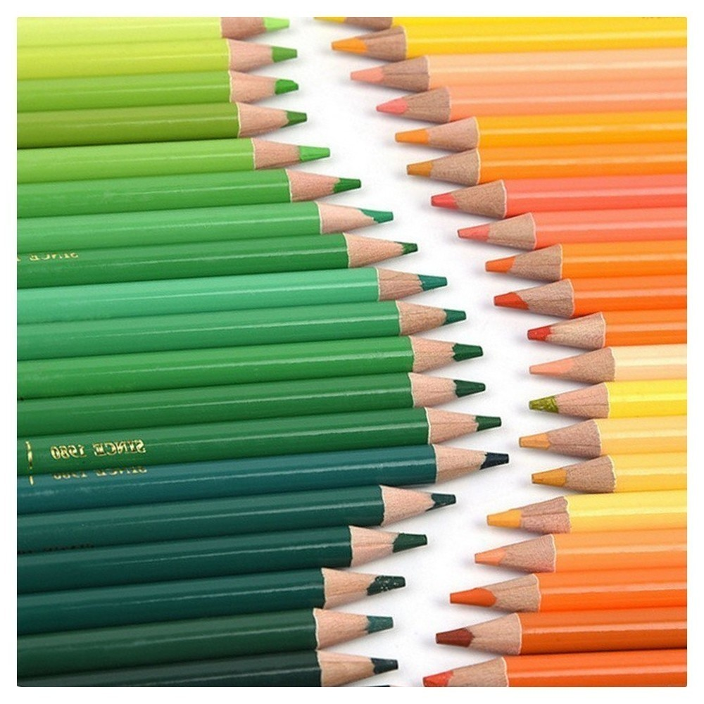 NEW Durable 150 water-soluble color pencil school supplies practical environmental protection NEW AffordableNEW Durable 150 water-soluble color pencil school supplies practical environmental protection NEW Affordable