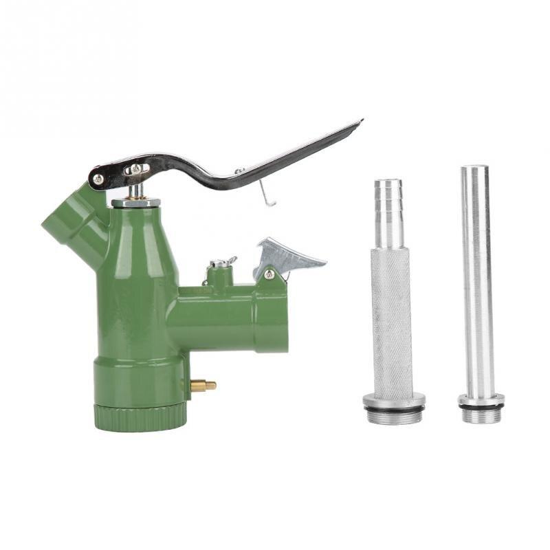 Fuel Oil Diesel Kerosene Gasoline Nozzle Gun Fueling Nozzle with Flow Meter Refueling gun Fueling Nozzle