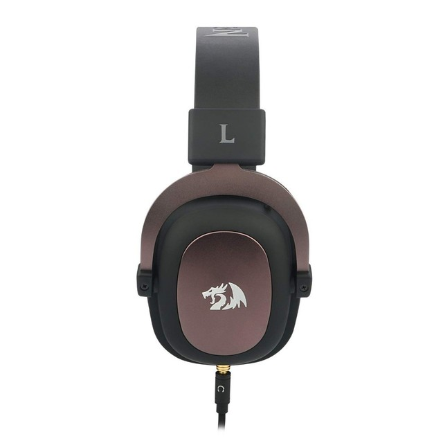 7.1 Surround-Sound Headset Redragon H510 Zeus Wired Gaming Headphone Gamer With Detachable Microphone For PC,PS4,Xbox One,Switch 2