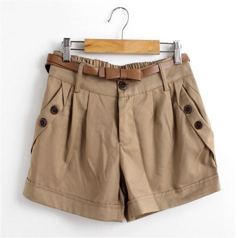 Wholesale Explosion Summer Code Loose Thin Lady Shorts Shorts Casual Shorts Size Code.