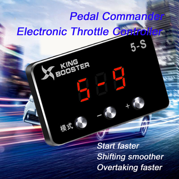 Pedaal commander auto Throttle booster module voor BMW F02 F06 F10 F11 F12 F13 F20 F21 F25 F30 F34 F36 f45