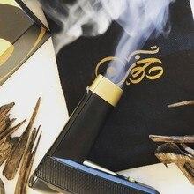 Quemador de incienso arábigo eléctrico de incienso USB recargable musulmán Ramadan dujoon quemadores de incienso