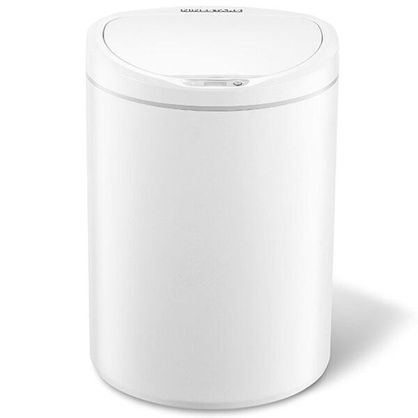Original Xiaomi 10L Intelligent capteur Intelligent poubelle automatique Induction distance réglable silencieux poubelles bureau à domicile