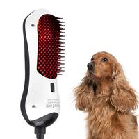 2 In 1 Grooming Pet Hair Dryer Multi Function Smooth Hair Massage For Dogs And Cats