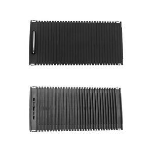 Image 4 - Persianas de rolo do carro para w212 center console capa a20468047089051 copo água rack rolo para benz classe c w204 s204 e classe s212