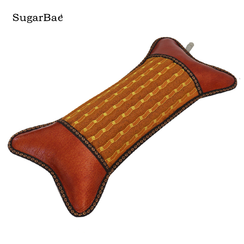 High Quality masajeador Heated Jade Pillow Neck Pillow for Promote Blood Circulation Jade Health Pillow China Free ShippingHigh Quality masajeador Heated Jade Pillow Neck Pillow for Promote Blood Circulation Jade Health Pillow China Free Shipping