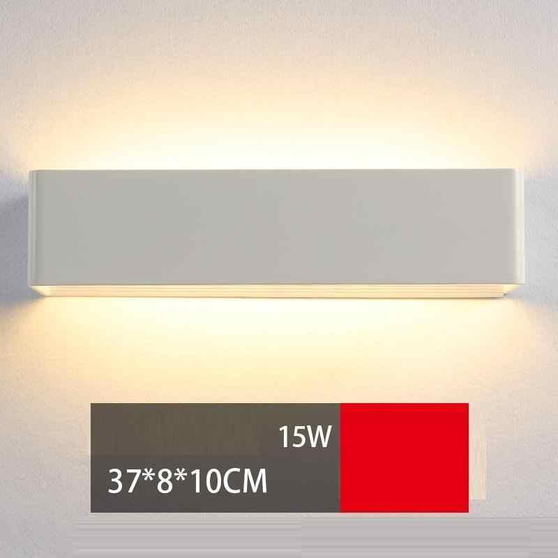Luminaria Loft Decor Lamp Bathroom Kinkiety Aplique Luz Lampara De Pared Interior Luminaire For Home Wall Bedroom Light