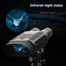 USB AV/TV Monocular Telescope Infrared Night Vision Photo Video 3X Double Lens Binocular Telescope Support 32GB Memory Card