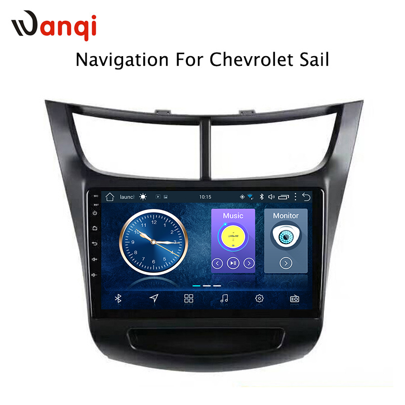 9 inch Android 8.1 full touch screen car multimedia system for Chevrolet Sail 2015-2018 car gps radio navigation support RDS9 inch Android 8.1 full touch screen car multimedia system for Chevrolet Sail 2015-2018 car gps radio navigation support RDS