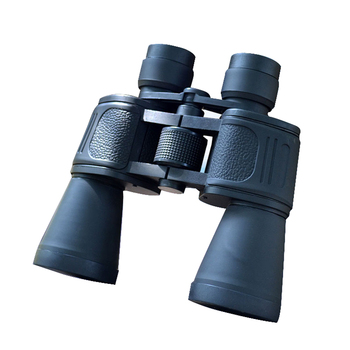 Newest 10X50 Binoculars Optical coating HD telescope improve night vision for outdoor bird watching travelling hunting camping professional roof prism 10x50 binoculars powerful hunting telescope nitrogen waterproof binocular big vision for bird watching