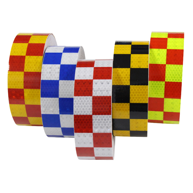 Germany checkerboard strip