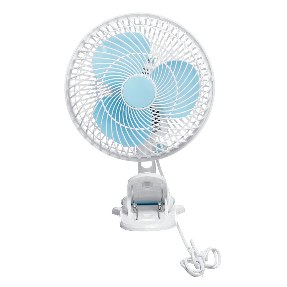 220V 180 Degree Adjustable Mini Desktop Fan High-Speed Air Desk And Clip On Fan With Fan Head Clamp For Dormitory Office