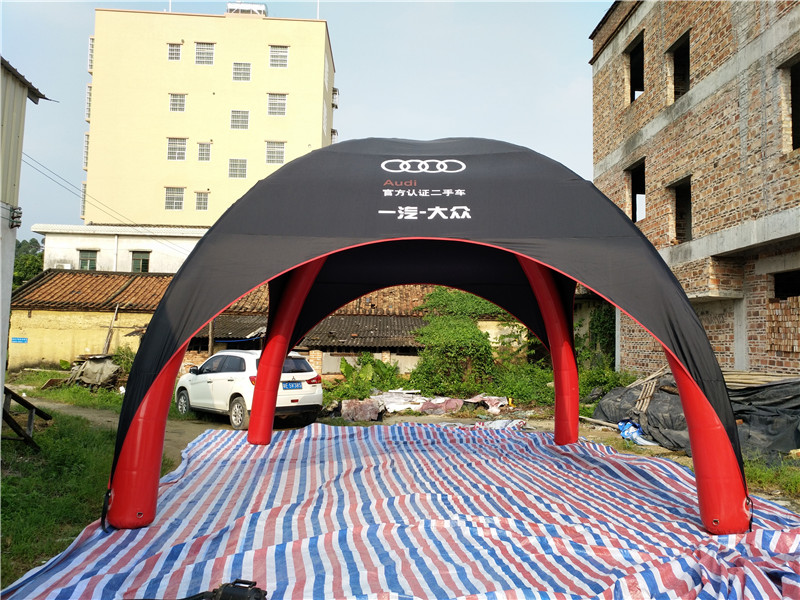 Outdoor inflatable tent inflatable advertising tent PVC airtight tent