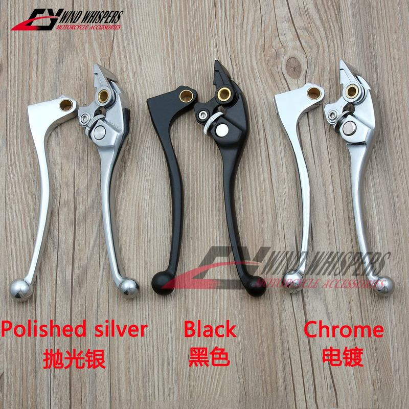 wind whispers Motorcycle Brake Clutch Handle lever For Honda CB400 SF CB400SS VFR400